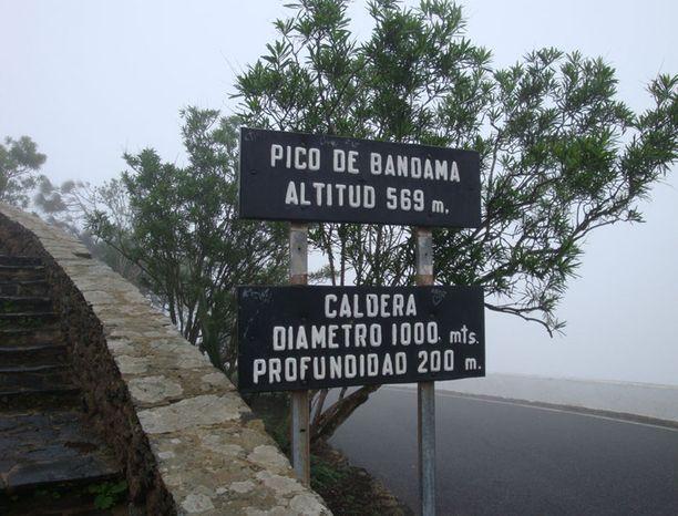 Caldera de Bandama