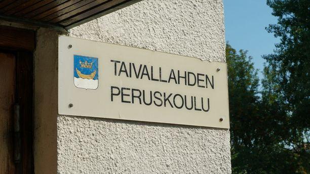 Lukuvuosi alkaa Taivallahden peruskoulussa ensi viikon torstaina.