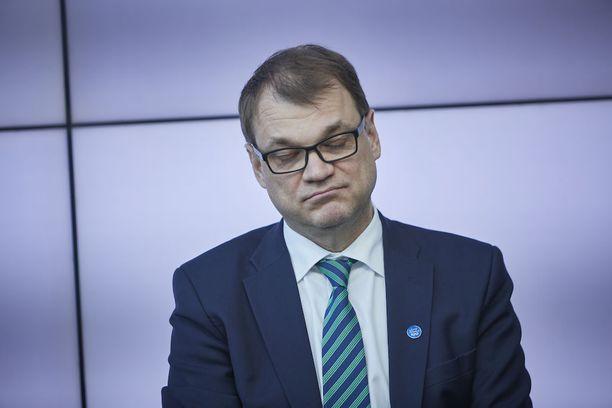 Juha Sipilä johdatti keskustan historiallisen huonoon kuntavaalitulokseen.
