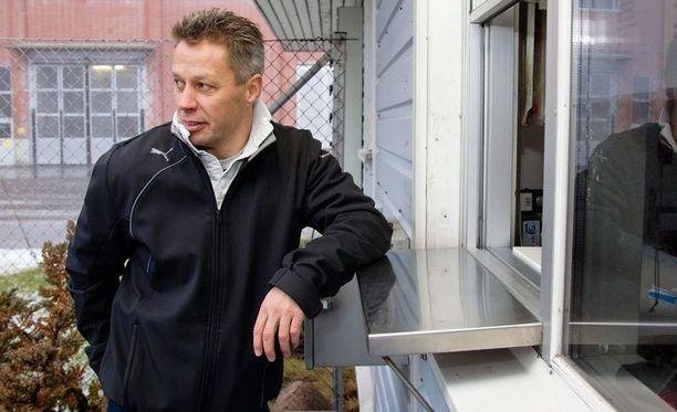Janne Lindberg koki Mypan hyvät ja huonot ajat.