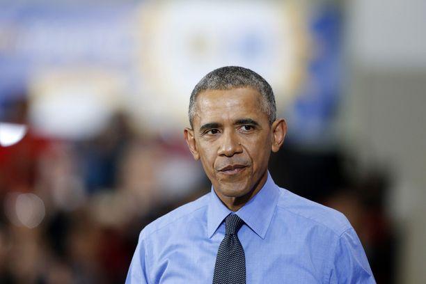 Presidentti Barack Obama on sitä mieltä, että kohu Oscar-gaalan valkoisuudesta on osa laajempaa ongelmaa.