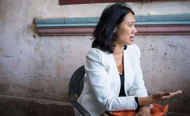 Plan Internationalin Hanoin-yksikön päällikkö Le Quynh Lan kertoo, että vain muutama vuosi sitten seksuaalisesta ahdistelusta ei haluttu puhua julkisesti lainkaan.