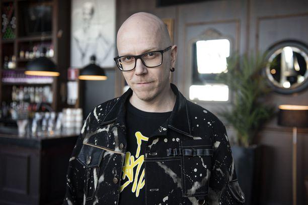 Toni Wirtanen on toiminut useiden vuosien ajan The Voice of Finland -ohjelman tähtivalmentajana.