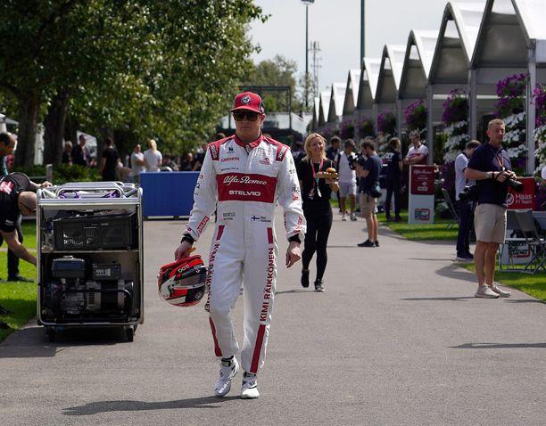 Kimi Räikkösen ja kumppaneiden kesäloma alkoi ennen ensimmäistäkään kilpailua.