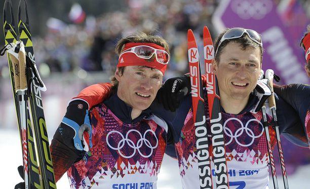 Maksim Vylegzhanin ja Aleksandr Legkov valittivat dopingtuomioistaan.