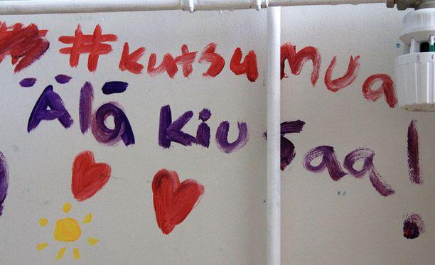 #Kutsumua-kampanja on muuttunut ilmiöksi, saanut hyvää näkyvyyttä mediassa ja nostanut koulukiusaamisen koko kansan puheenaiheeksi.
