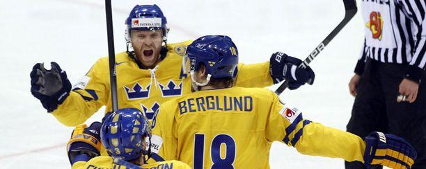 Ruotsi on mukana MM-loppuottelussa.