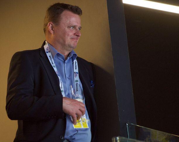Jukka Toivakka toimii Jukurien puheenjohtajana ja toimitusjohtajana sekä Suomen Jääkiekkoliiton varapuheenjohtajana.