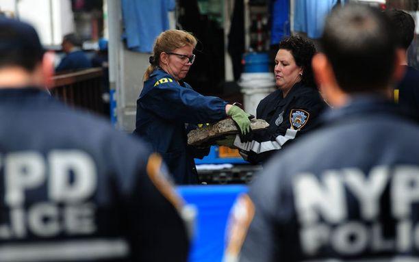 New Yorkin poliisin vakoiluoperaatiot ovat herättäneet keskustelua Yhdysvalloissa.