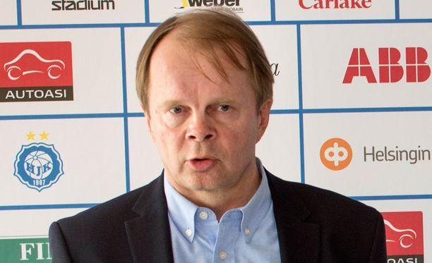 Olli-Pekka Lyytikäisen mukaan HJK etsii yhä vahvistuksia.
