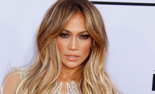 Jennifer Lopez on ollut naimisissa kolmesti.