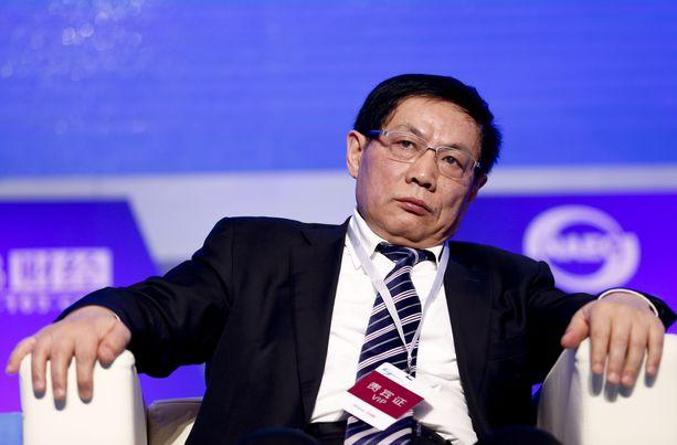 69-vuotias Ren Zhiqiang joutuu vankilaan 18 vuodeksi.