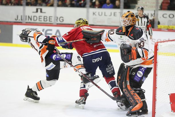HPK nousi taistelemaan kuudennesta sijasta voittamalla sitä miehittävän HIFK:n jatkoajalla Helsingissä viime perjantaina.