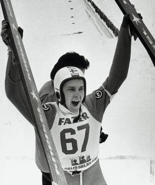 Salpausselän kisat 1986.