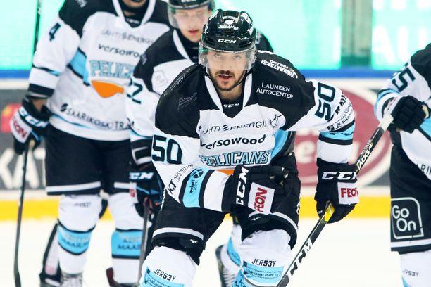 Pelicans-tähti Juhamatti Aaltosen upeat syötöt veivät isännät avauserässä 2-0-johtoon.
