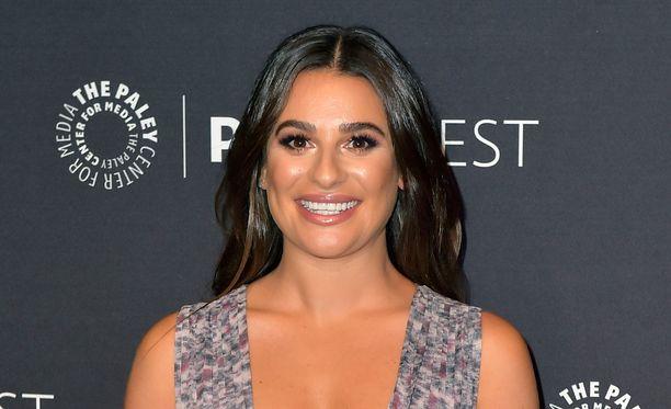 Lea Michele on paitsi näyttelijä, myös menestynyt laulaja.