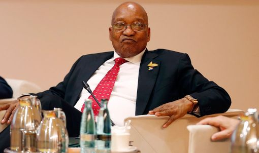 Jacob Zuman virkakausi päättyy pian ja korruptiosyytteet uhkaavat.