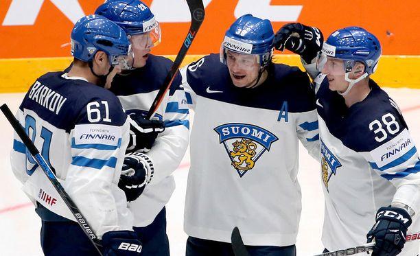 Suomi ei ole hävinnyt vielä peliäkään MM-kisoissa.