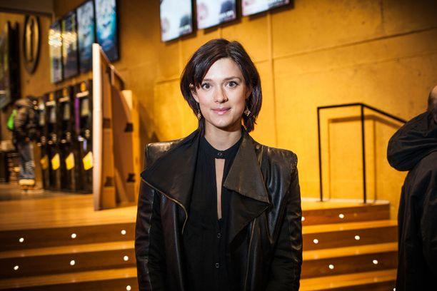 Krista Kosonen odottaa yhteistyötä saksalaisnäyttelijä Sibel Kekillin kanssa.