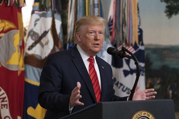 Donald Trumpin asema vahvistuu Isis-johtajan kuoleman myötä.