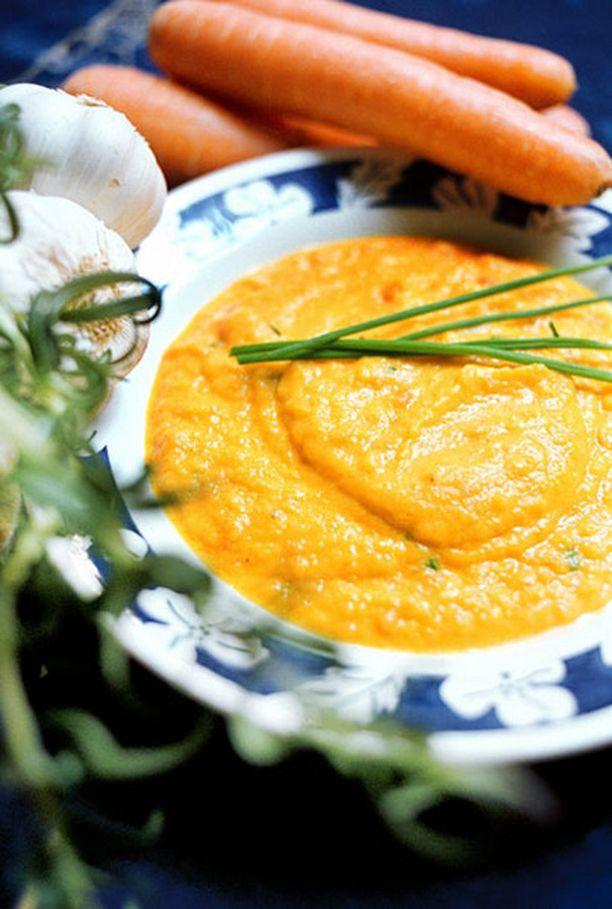 Kaupungin säästöt toivat koululaisten lautasille ympäristöystävällistä kasvisruokaa.