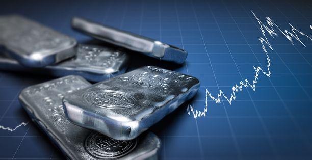 Hopean hinta lähti jo viime viikon keskiviikkona selittämättömään nousuun.