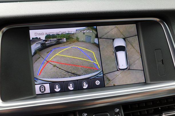 Peruutustutka eli käytännössä kamera on tulossa pakolliseksi uusiin autoihin lähivuosina.