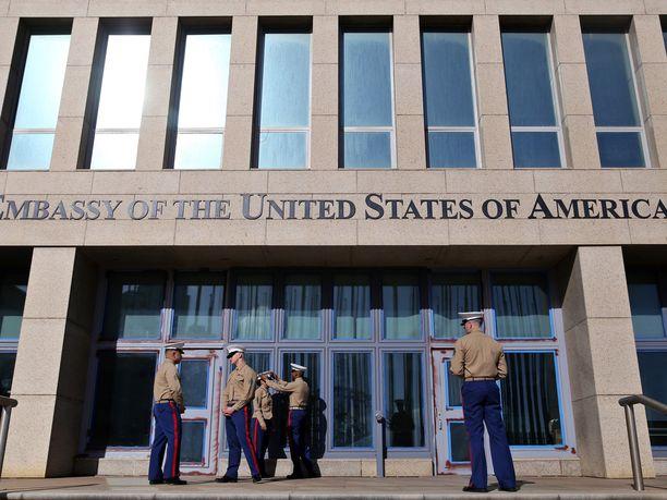 Tuoreen selvityksen mukaan tietyn sirkkalajin siritys saattaa olla Yhdysvaltain Kuuban-suurlähetystöön kohdistuneen äänihyökkäysepäilyn takana.
