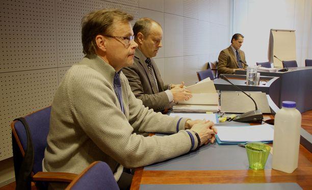 Juha Valtakorpi tuomittiin kolmeksi vuodeksi vankeuteen.