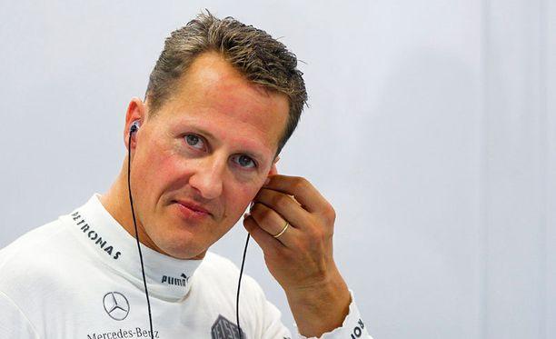 Michael Schumacherista liikkuu paljon erilaisia huhuja.