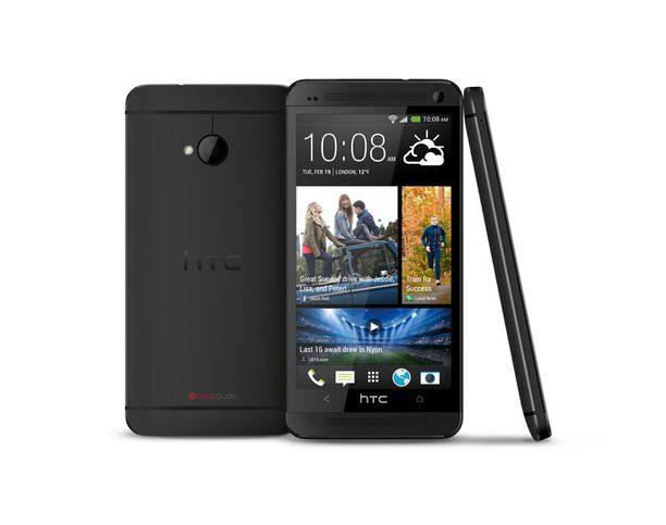 HTC One -puhelin.