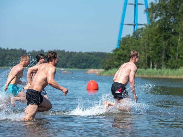 Tällä viikolla mitattaneen tämän kesän lämpöennätys Suomessa.