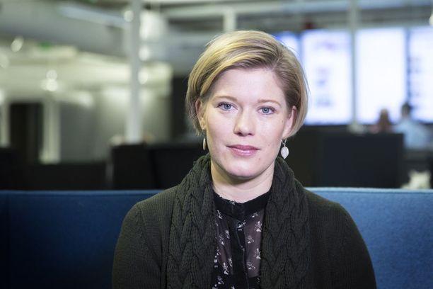 """Aktin pääekonomisti Heidi Schaumanin mukaan """"jäitä hattuun"""" on tässäkin tilanteessa varteenotettava neuvo."""