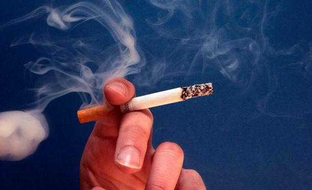 Suomi on uranuurtaja tupakkatuotteiden käytön kitkemisessä.