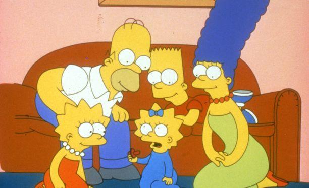 Simpsonit-sarja on pyörinyt ruuduissa jo 27 kauden ajan.