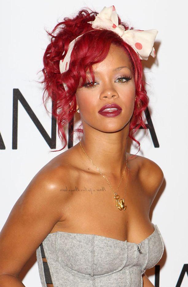 Rihanna kaipaa joskus anonyymiyttä.