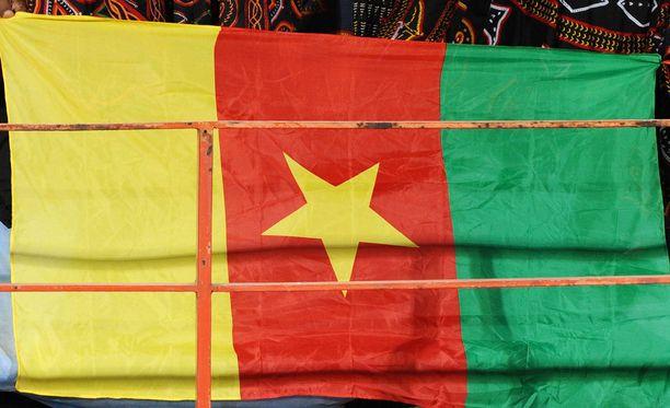 Kamerunin joukkueen kahdeksan urheilijaa on kateissa.