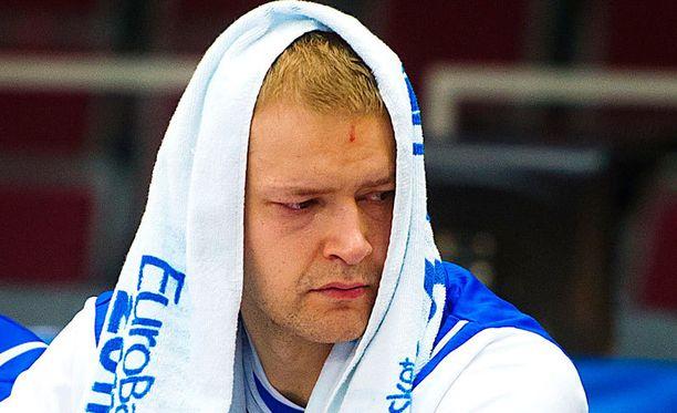Hanno Möttölä EM-kisoissa 2011.