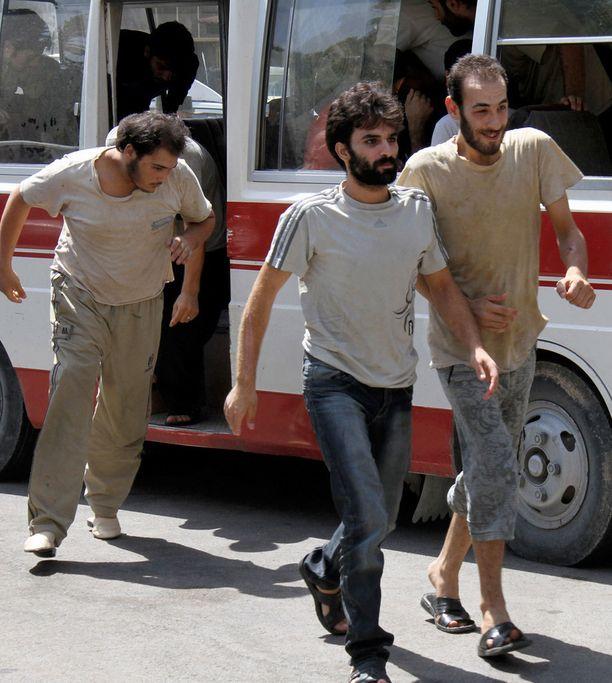 Amnestyn mukaan kidutus on arkipäivää Syyrian hallinnon vankiloissa.
