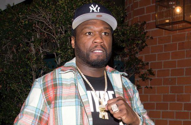 50 Cent ei ottanut uutisia hyvillä mielin vastaan.
