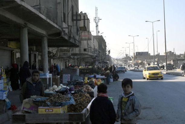 Elämä yrittää palata Mosuliin.