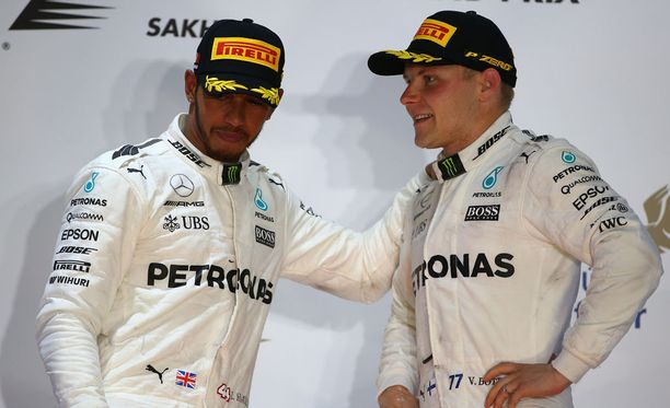 Lewis Hamilton vakuuttaa, että välit Valtteri Bottakseen ovat erinomaiset.