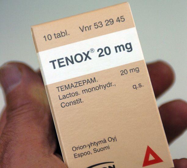 Rauhoittavia Lääkkeitä
