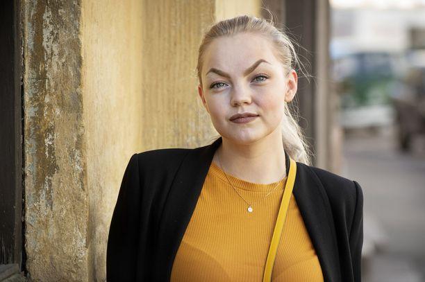 Miisa Nuorgam on tullut tunnetuksi myös somen keskustelunavaajana.