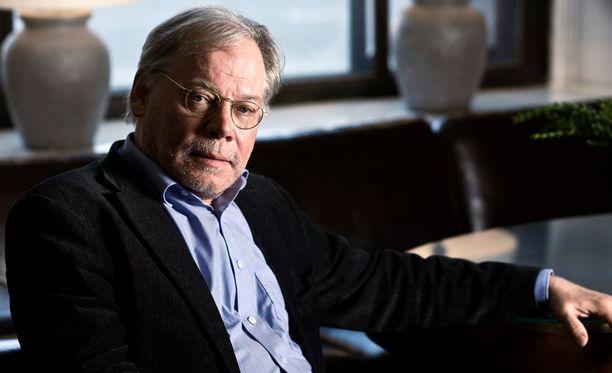 Lauri Törhöhen ohjasi Insidersin 1980-luvun lopulla.