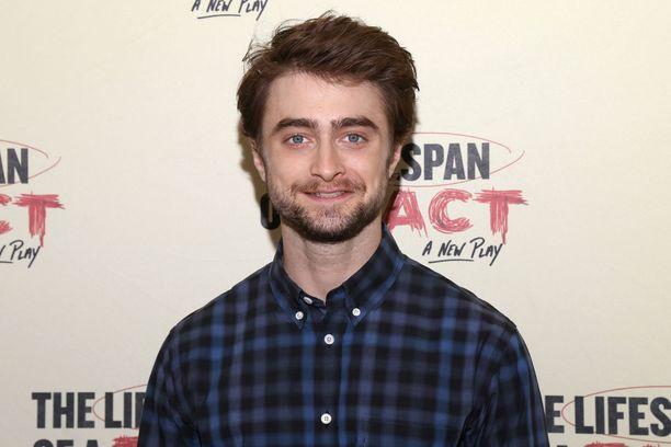 Harry Potter -tähti Daniel Radcliffen suosikkiosa rakastetusta sarjasta on Harry Potter ja Feeniksin kilta.
