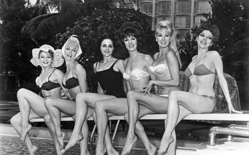 Napa saa näkyä! Bikinit keksittiin 75 vuotta sitten