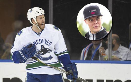 """Entinen NHL-kiekkoilija menetti taas malttinsa – ryöpyttää Tuukka Raskia somessa: """"Älä pyydä 8 miljoonaa, jos haluat mennä kotiin"""""""