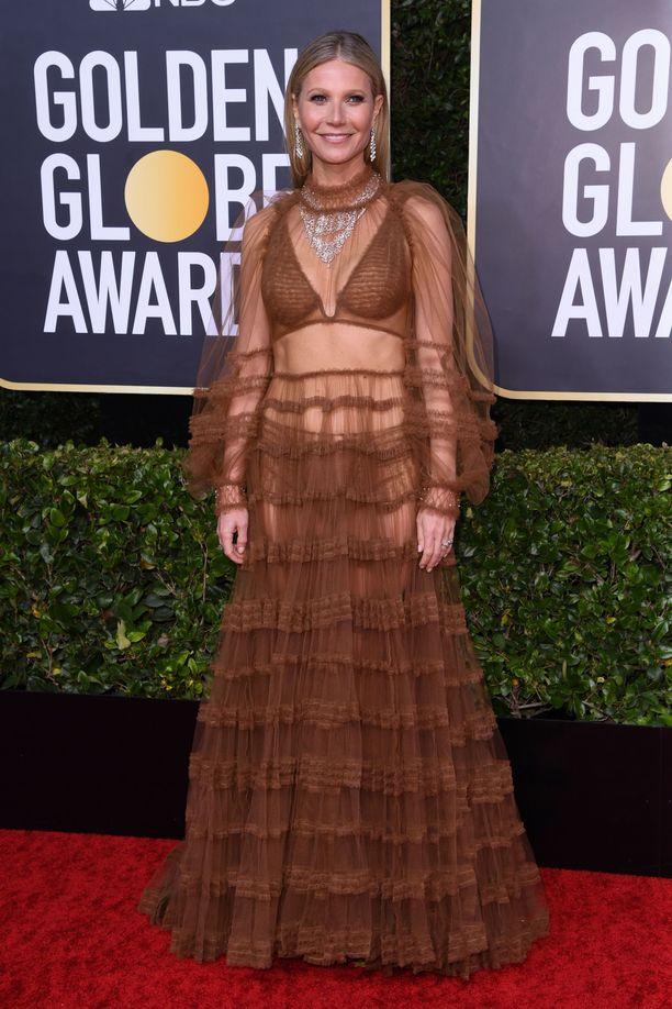 Gwyneth Paltrow tunnetaan esimerkiksi elokuvista The Avengers ja Rakastunut Shakespeare. Tällä hetkellä Paltrow on mukana sarjassa The Politician.