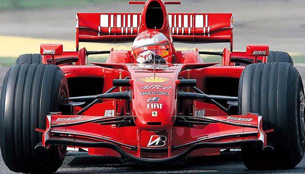 TIETOTAITOA Michael Schumacherin kokemuksesta on paljon hyötyä Ferrarille.